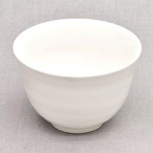 Elfenbeinfarbene Bone China Schale 200ml