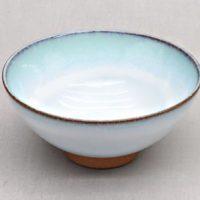 Hellblau Türkise Teeschale