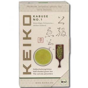 Kabuse No.1 1.Pflückung 50g Biotee Teeblätter-Versand