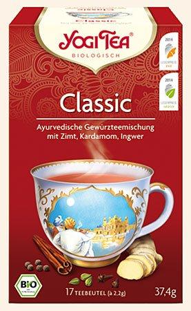 Classic Yogi Tea