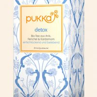 Bio Pukka Detox Tee 20 Btl. a 2g
