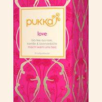 Bio Pukka Love Tee 20 Btl. a 1,2g