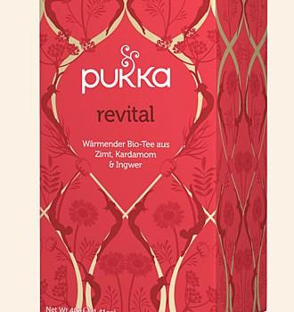 Bio Pukka Revital Tee 20 Btl. a 2g