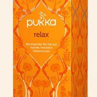Bio Pukka Relax Tea 20 Btl. a 2g