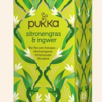 Bio Pukka Zitronengras & Ingwer Tee 20 Btl. a 1,5g