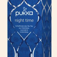Bio Pukka Night Time Tea 20 Btl. a 1g