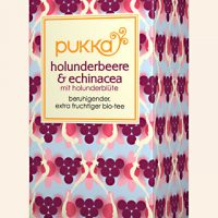 Bio Pukka Holunderbeere & Echinacea, 20 Btl. a 2g
