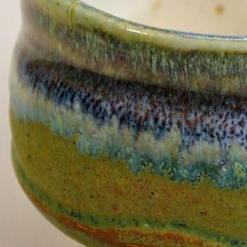 Matcha Schale Detailansicht
