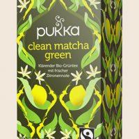 Clean Matcha Green Pukka Tee