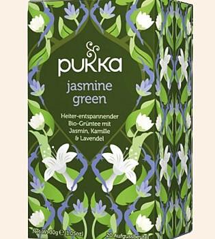 Bio Jasmine Green Pukka Tee 20 Btl. a 1,5g