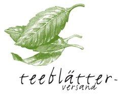 Teeblätter-Versand Logo