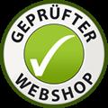 Geprüfter-Webshop-Siegel