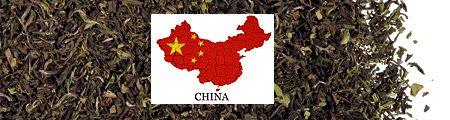 China-Schwarztee-Kategorien