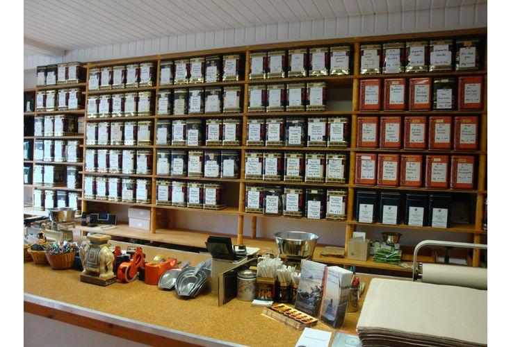 Teekontor Überlingen