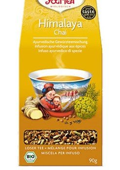 Himalaya Chai Tee Bio
