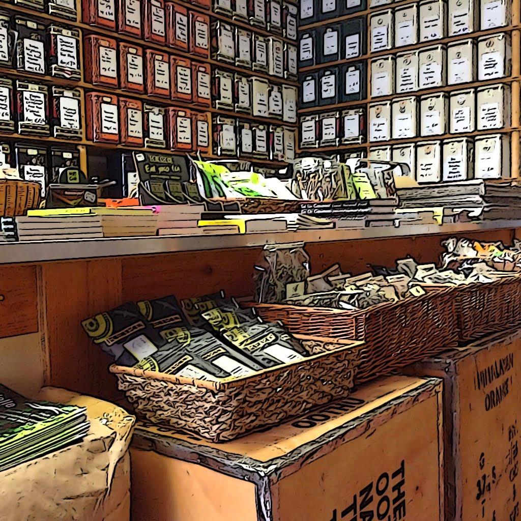 Teekontor Biotee vom Feinsten