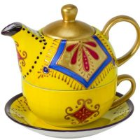 Tea 4 One Teeset Indira Kanne und Tasse