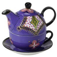 Tea 4 One Teeset Leila Kanne und Tasse