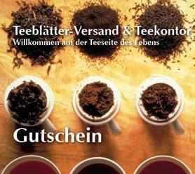 Teeblätter-Versand Gutschein