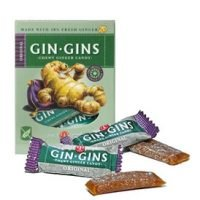 GinGins Ingwer Bonbons