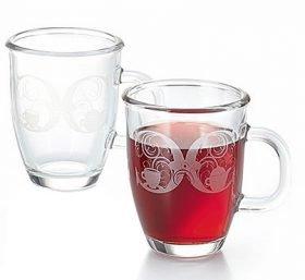 Teeglas Frosty Stile 0,35 l