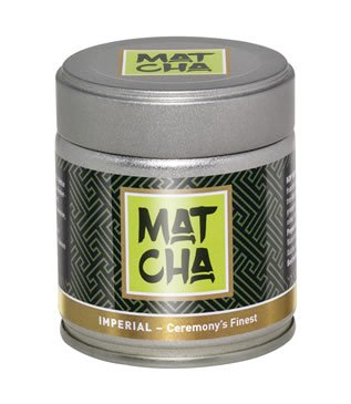 Imperial Matcha - Ceremonys Finest 40g Biotee