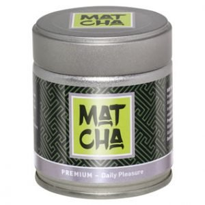 Premium Matcha Daily Pleasure Biotee 40g