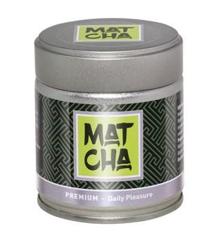 Premium Matcha Daily Pleasure Biotee 40g