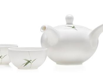 Einhand Porzellan Teekanne Minako 0.47l