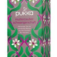 Mutterzauber Schwangerschaft Pukka Tee, 20 Teebeutel a 1,8g