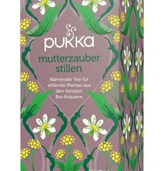 Mutterzauber Stillen Pukka Tee, 20 Teebeutel a 1,8g