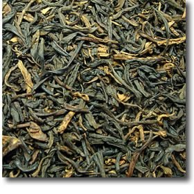 China Black Congou entkoffeiniert