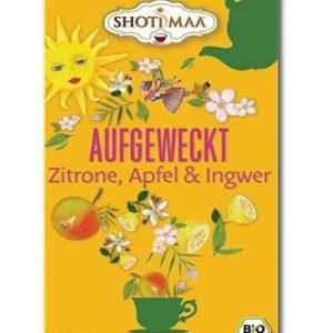Aufgeweckt Shoti Maa Sonnengruß Tee Bio