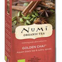 Golden Chai Numi Tee Bio
