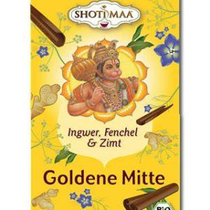 Goldene Mitte Shoti Maa Tee Bio