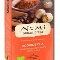 Rooibos Chai Numi Tee Bio