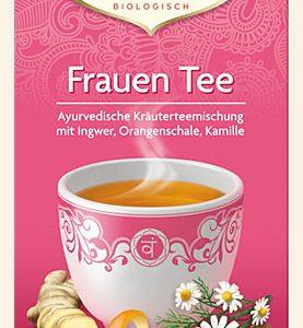 Frauen Tee Yogi Tea Bio, 17 Teebeutel