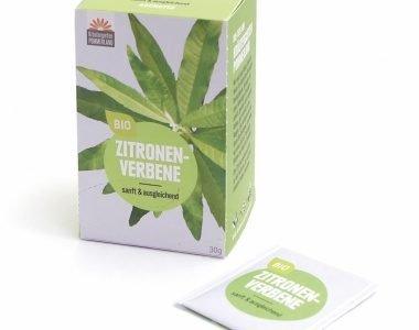 Zitronenverbene Teebeutel 20x1,5g Biotee