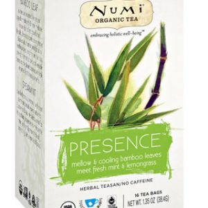 Presence - Bamboo - Numi Tee Bio 16 Teebeutel
