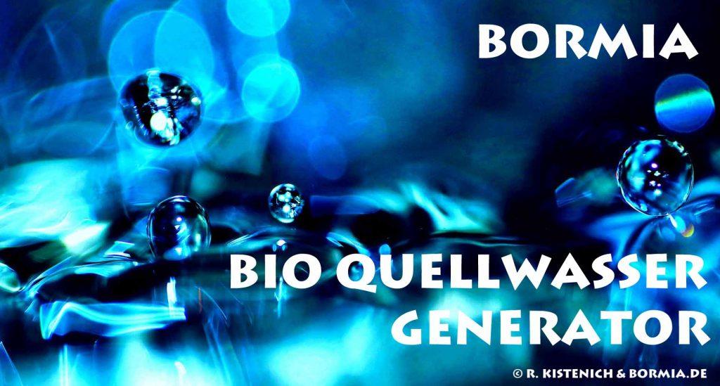 Bormia - Bio-Quellwassergenerator