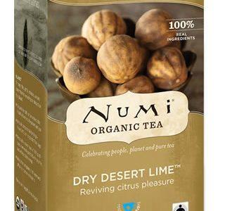 Dry Desert Lime Numi Tea Bio, 18 Teebeutel