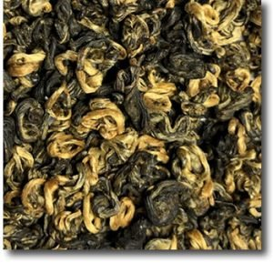 China Black Golden Pearls Biotee
