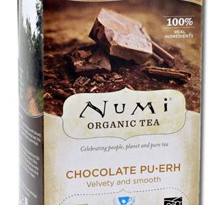 Chocolate Pu-Erh Numi Tea Bio 16 Teebeutel