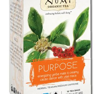 Purpose - Mate - Numi Tea Bio 16 Teebeutel