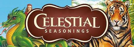Celestial Seasonings beim Teeblätter-Versand