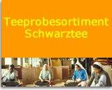 Bio Probesortiment Schwarztee Teewelt-Reise
