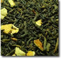 Grüntee Limonese - der fruchtige Chinese Biotee