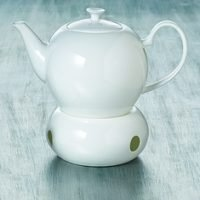 Teekanne Bone China 1,6l