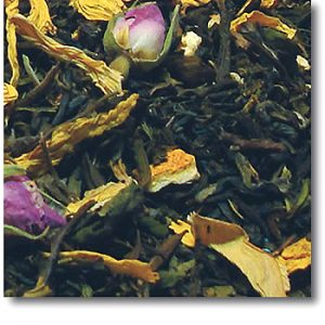 Bimbache Rose Tea Organic Harvest